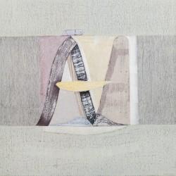 Мълчалива церемония III / Silent ceremony III / 2002 / 70/70cm