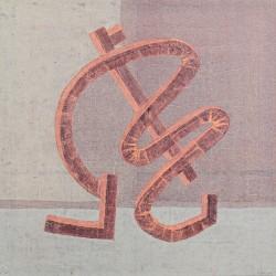 В памет на Едуардо Чилида III / Tribute to Chillida III / 2003 / 80/80cm