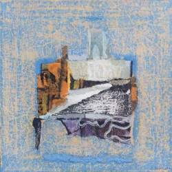 Бряг / Shore / 2011 / 30x30cm - Private Collection