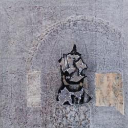 Източен мотив / Asian motives / 70x70cm